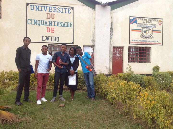 Technical support to High Education & Research in rural areas